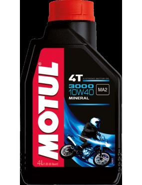 MOTUL 3000 10W40 4T ( 1 LT ) (MTL3000)