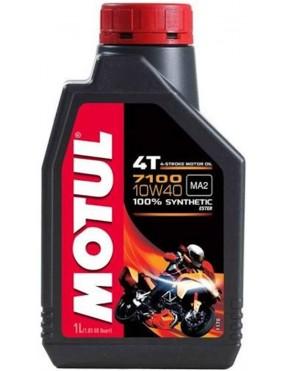 MOTUL 7100 10W40 4 T ( 1 LT ) (MTL7100)