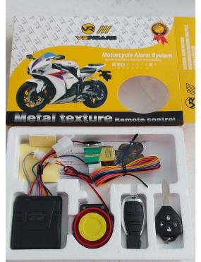 MOTOSİKLET ALARM SETİ  (53712)