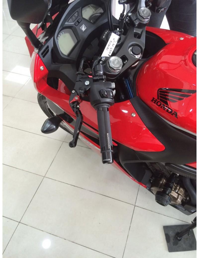 barracuda elcik üniversal motosiklet elcik barracuda elcik SİYAH